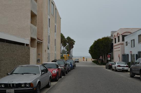 Venice Admiral Suites: vu de l'appart