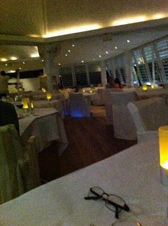 Berardo's Restaurant and Bar: Not the last to leave