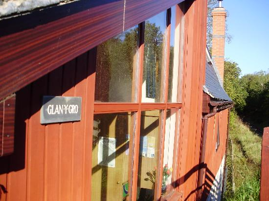 Glan Y Gro: A welcoming place.