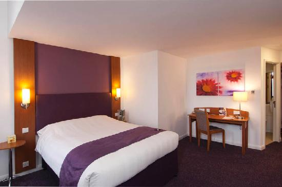 Premier Inn Coventry City Centre (Earlsdon Park) Hotel: Coventry City Centre South Premier Inn Bedroom