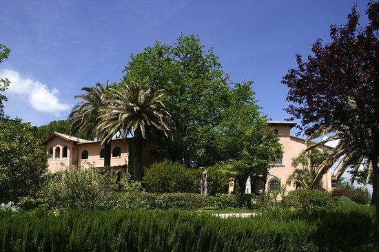 Villa Acquaviva : la Villa