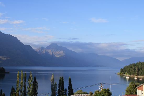 Earnslaw Lodge: View from room