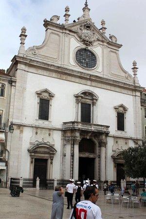 Igreja de São Domingos ( Santa Justa e Rufina )