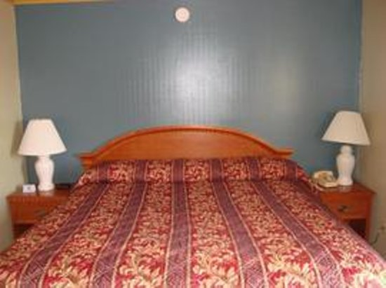Snelling Motel: Room Pic