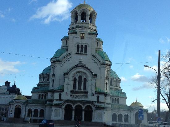 โบสถ์อเล็กซานเดอร์เนฟสกี: Sofia