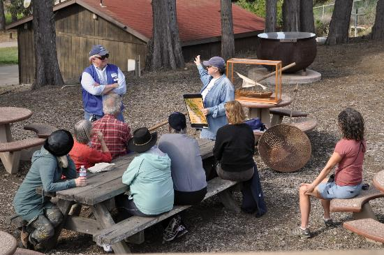 Coastal Discovery Center at San Simeon Bay (Monterey Bay NationalMarine Sanctuary): History of San Simeon Bay Tour, 1st Sunday of every month 11am