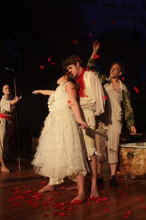 "EgoPo Classic Theater : Weiss' ""Marat Sade"" 2010"