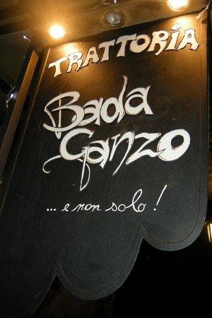 Trattoria Bada Ganzo