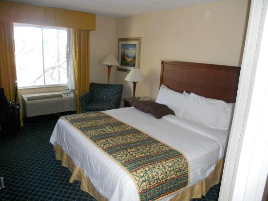 Baymont Inn and Suites Flagstaff: Room