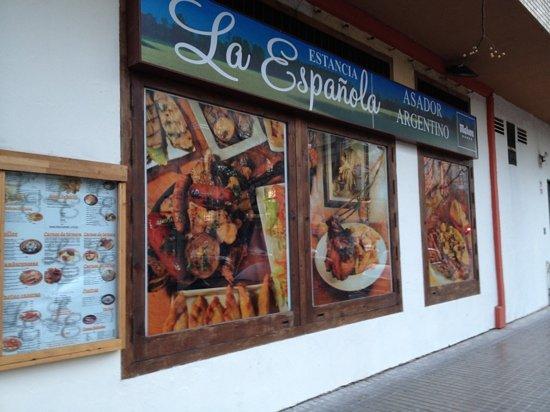 Estancia La Espanola : Puerta