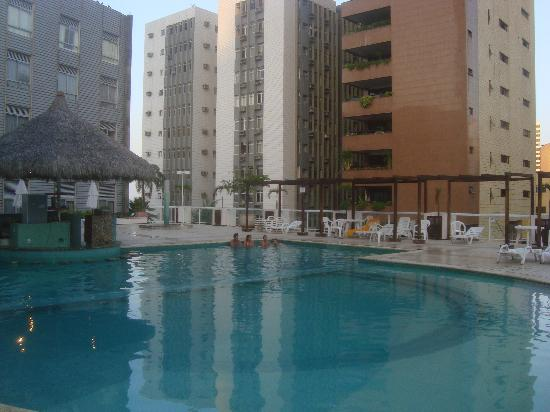 Oasis Atlantico Fortaleza Hotel : piscina do hotel