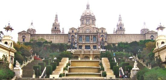 Walkabout Barcelona: the palace became the National Gallery