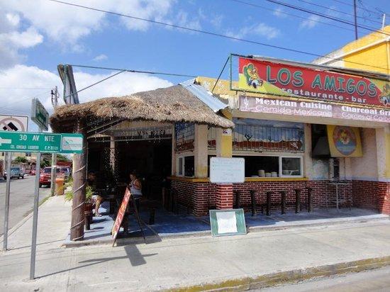 Los Amigos entrance