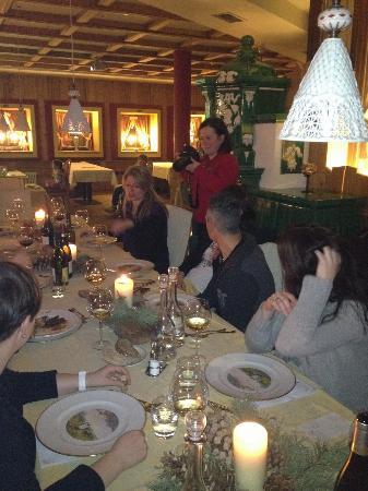 Hotel Henriette : Dinner