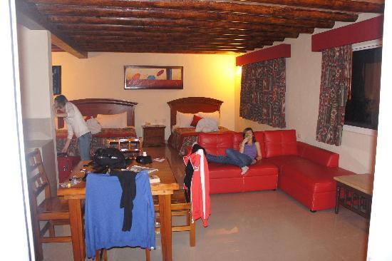 El Campanario: suite