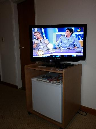 Salto Grande Hotel: tv y heladera