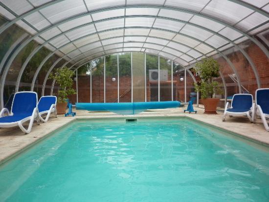 Salto Grande Hotel: pileta climatizada