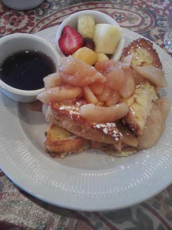 Breakfast Club: My Apple French Toast