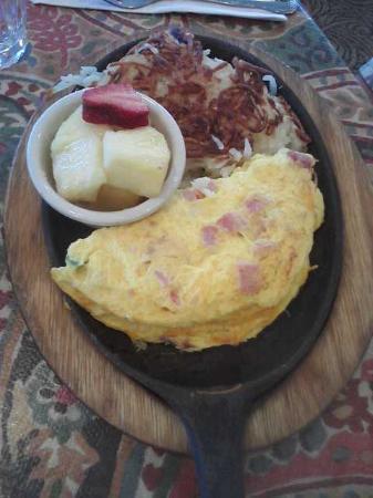 Breakfast Club: My Wife's Omlette