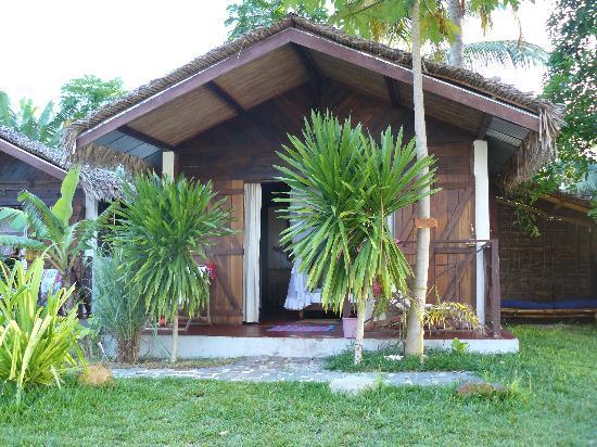 Hotel Eco-Lodge Ravoraha : Un bungalow