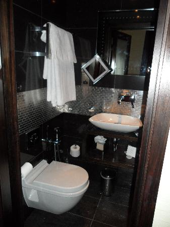 Shaftesbury Suites London Marble Arch : Bagno
