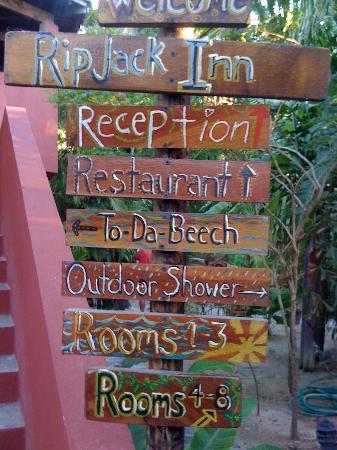 Hotel RipJack Inn: Rip Jack Inn trip 2-12..