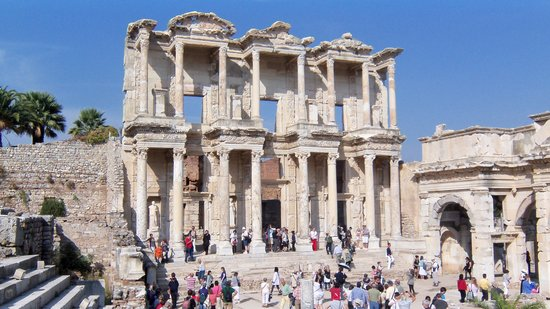 Fez Travel - Ephesus Day Tours: Library of Celsius