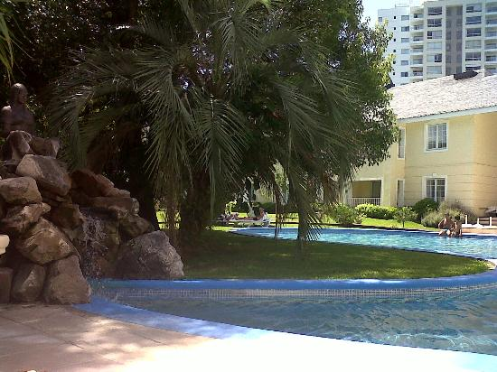 Parque Hotel Jean Clevers : Pool