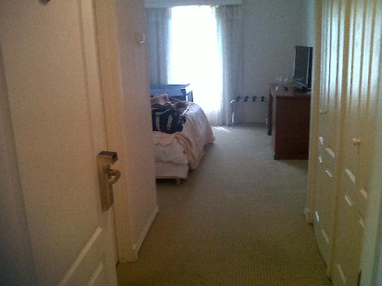 Parque Hotel Jean Clevers : Room