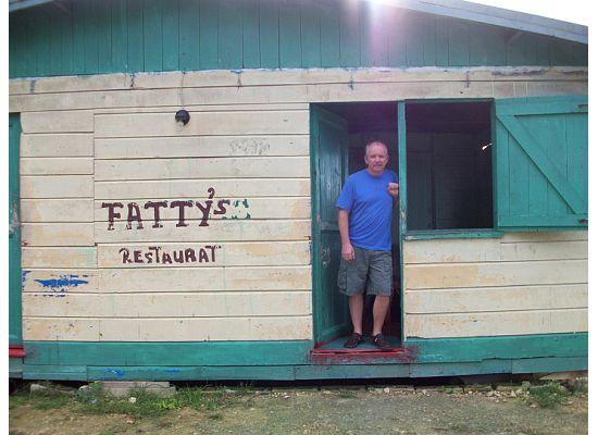 Fatty's: The outside