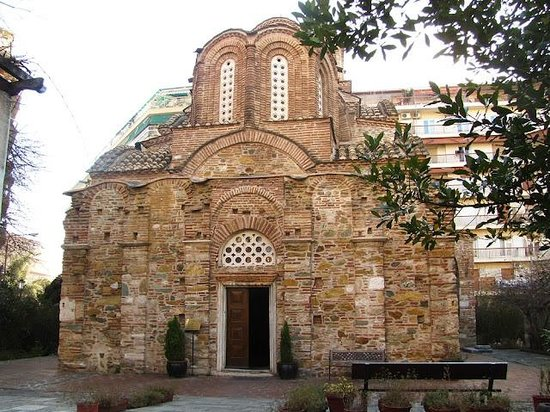 Church of Agios Panteleimon