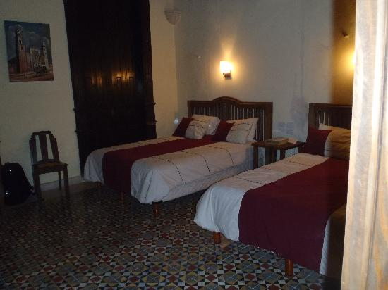 Meridano Bed & Breakfast : Our room