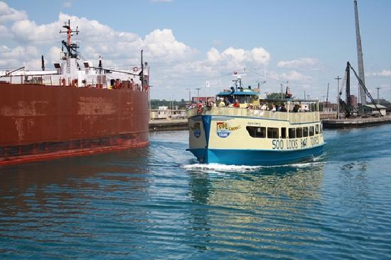 Sault Ste. Marie, Μίσιγκαν: Soo Locks Boat Tour