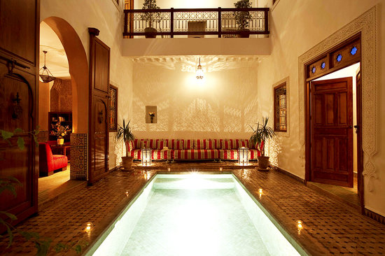 Photo of Riad Les Bougainvilliers Marrakech