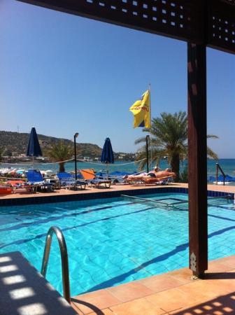 Hotel Stalis : Swimming pool