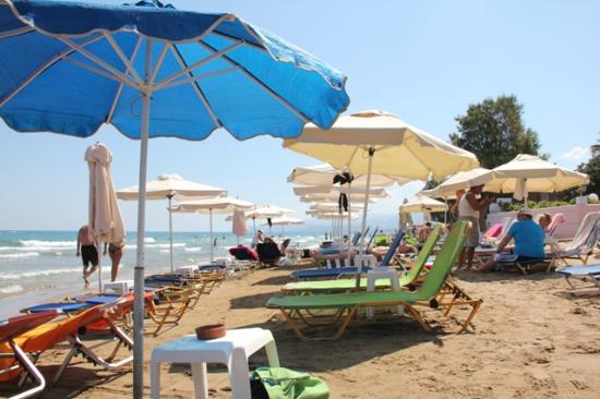 Hotel Stalis : Beach