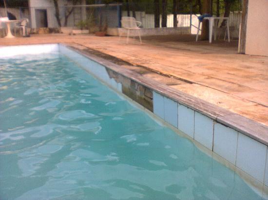 Royal Iguassu Hotel: estado de la pileta