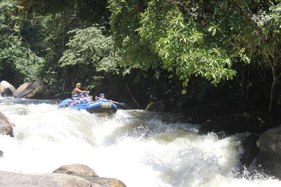 Paraty, RJ: Rafting no Rio Mambucaba