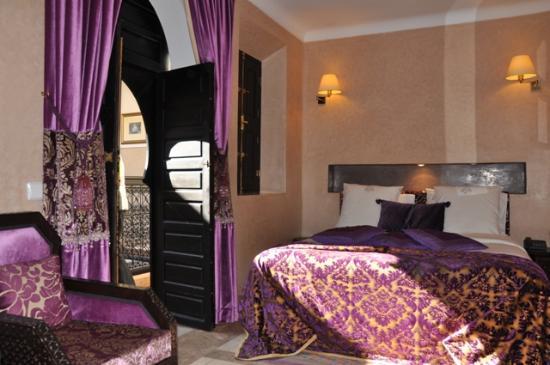 Riad Anjar : Notre chambre