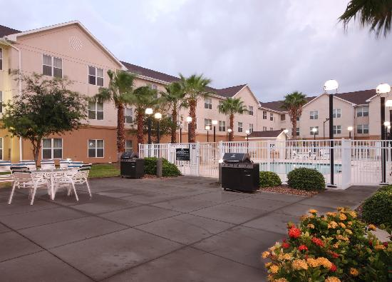 Homewood Suites by Hilton Corpus Christi: Patio