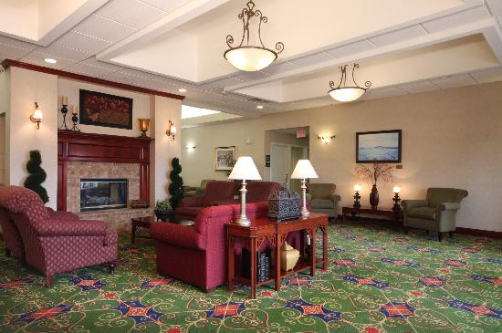 Homewood Suites by Hilton Corpus Christi: Lobby
