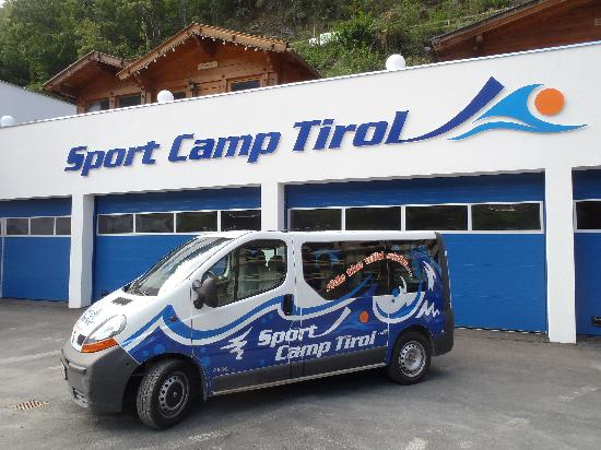 Sport Camp Tirol: Unsere Basis