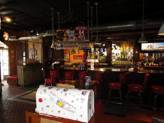 Foto Barra Bar Restaurante Bubba Gump Shrimp Co Miami