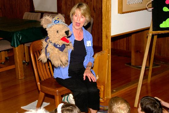 Interurban Railway Musuem: Professional story teller Genie Hammel hosts children's storytime each Friday at 10:30 a.m.