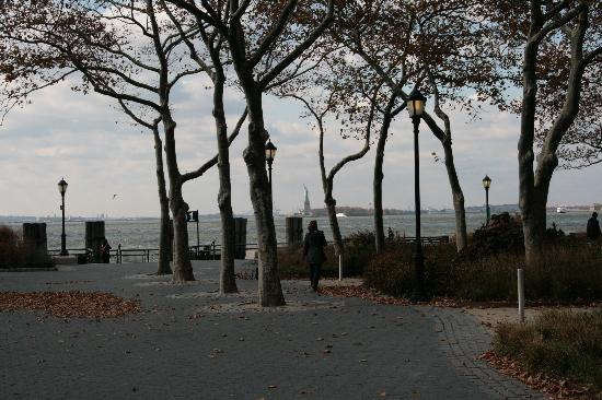 New York City, NY: battery park 1