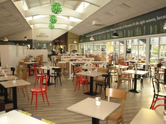 Arboretum Your Home & Garden Heaven: Garden cafe opened Feb 2012