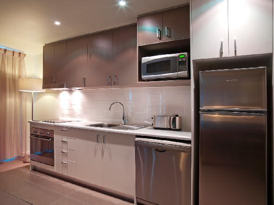 Quest Cheltenham: 1,2 & 3 Bedroom Kitchens