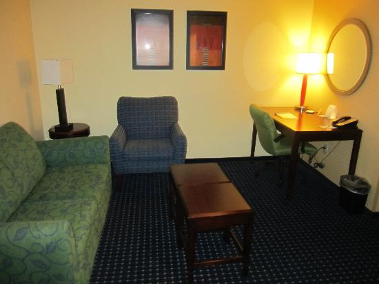 SpringHill Suites by Marriott Gainesville: King Suite