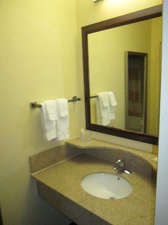 SpringHill Suites Gainesville: King Suite