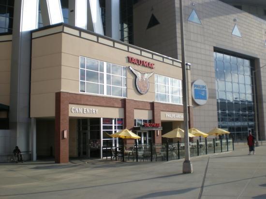 Taco Mac - Philips Arena: Taco Mac